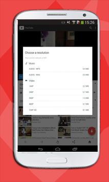 S_tube video Download apk screenshot