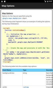 Web API for Google Maps Free apk screenshot