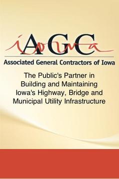 AGC Iowa poster