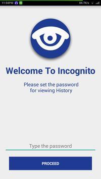 Incognito Lite Browser poster