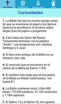 Curiosidades bíblicas poster