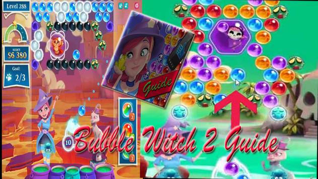 New Bubble Witch 2 Guide apk screenshot
