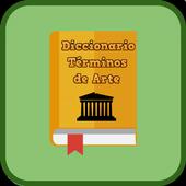 Diccionario Términos de Arte icon