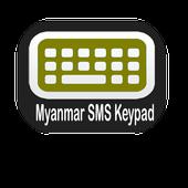 Myanmar SMS Keypad icon