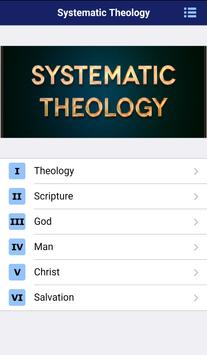 Systematic Biblical Theology poster