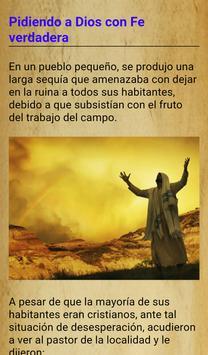 Reflexiones Cristianas Biblica apk screenshot