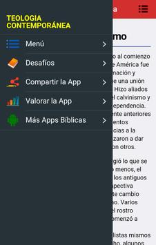 Teología Contemporánea apk screenshot