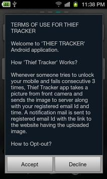 Thief Tracker poster