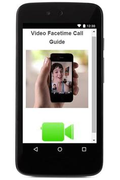 Video Facetime Call Guide poster