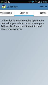XOP Call Bridge apk screenshot