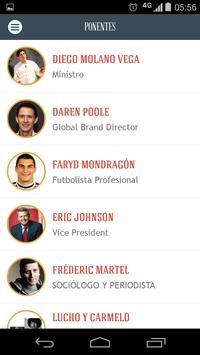 Congreso de Publicidad 2014 apk screenshot
