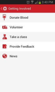 Lebanese Red Cross – NAJAT apk screenshot