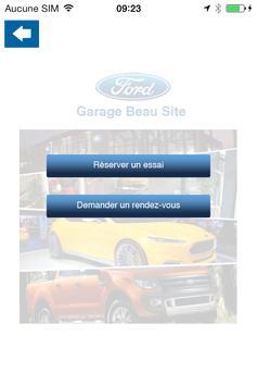 Beau Site apk screenshot