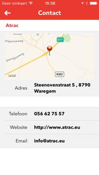 Atrac apk screenshot