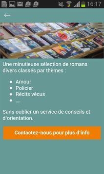 Bourse aux Livres (La) apk screenshot