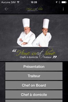Chef@home poster