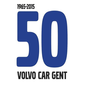 50 jaar Volvo Car Gent icon