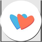 러브레터 소개팅 -  매일 8명 (무료 소개팅, 채팅) icon