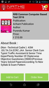 Nathe Books Distributor apk screenshot
