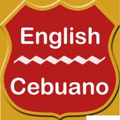 English To Cebuano Dictionary icon