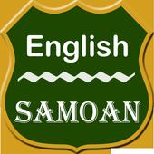 English To Samoan Dictionary icon