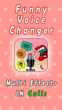 voice changer in call poster