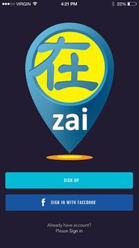 Zai poster