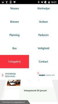 Spoorwijk apk screenshot