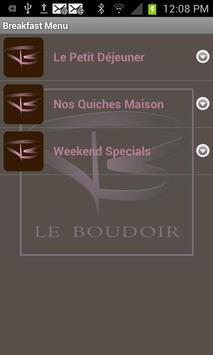 Le Boudoir apk screenshot