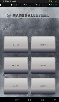 Marshall Steel apk screenshot