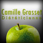 Camille Grasset Diététicienne icon