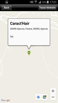 Caract'Hair apk screenshot