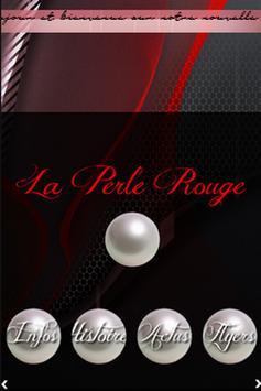 La Perle Rouge poster