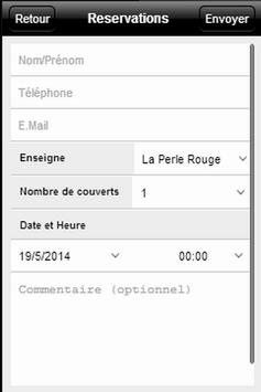 La Perle Rouge apk screenshot