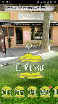 Le Mil'Fred poster