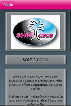 Soleil Coco apk screenshot