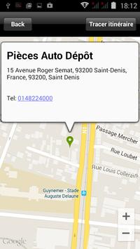 Pieces Auto Depot apk screenshot