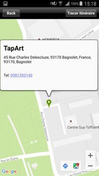 Tap Art apk screenshot