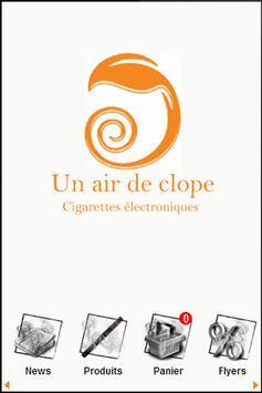 Un Air De Clope poster