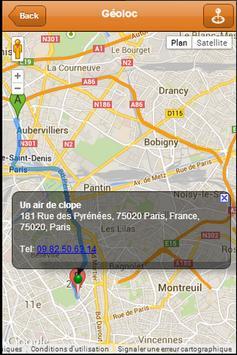 Un Air De Clope apk screenshot