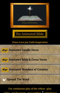 The Animated Bible poster