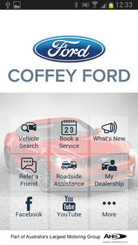 Coffey Ford poster