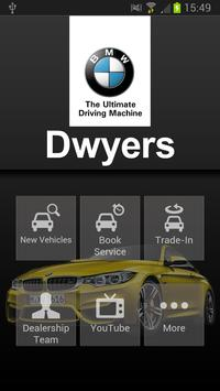 Dwyers BMW poster