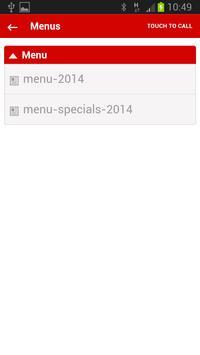 El Dorado Pizza Bar apk screenshot
