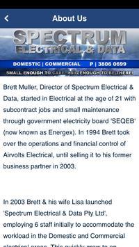 Spectrum Electrical apk screenshot