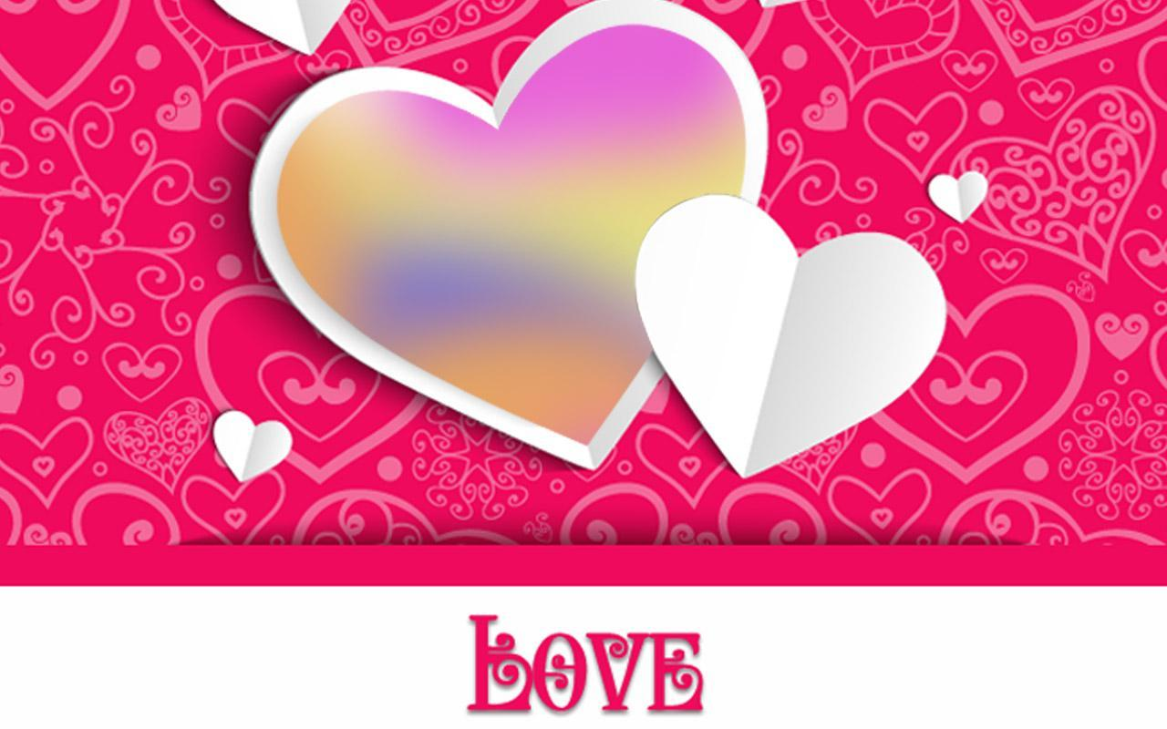 love photo frames editor poster