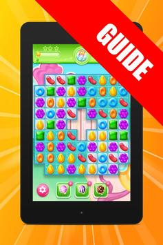 Guide: Candy Crush Jelly Saga poster