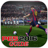 Guide PES 2016 GamePlay icon