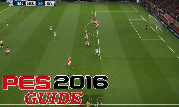 Guide PES 2016 GamePlay apk screenshot