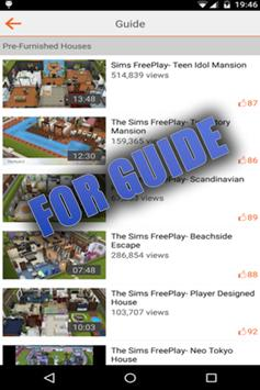 Cheats for The Sims Freeplay poster